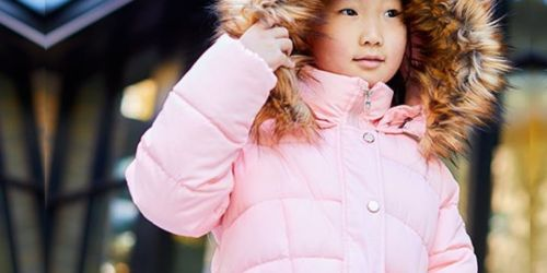 Kids Cozy Outerwear from $7.99 on Zulily (Regularly $65)