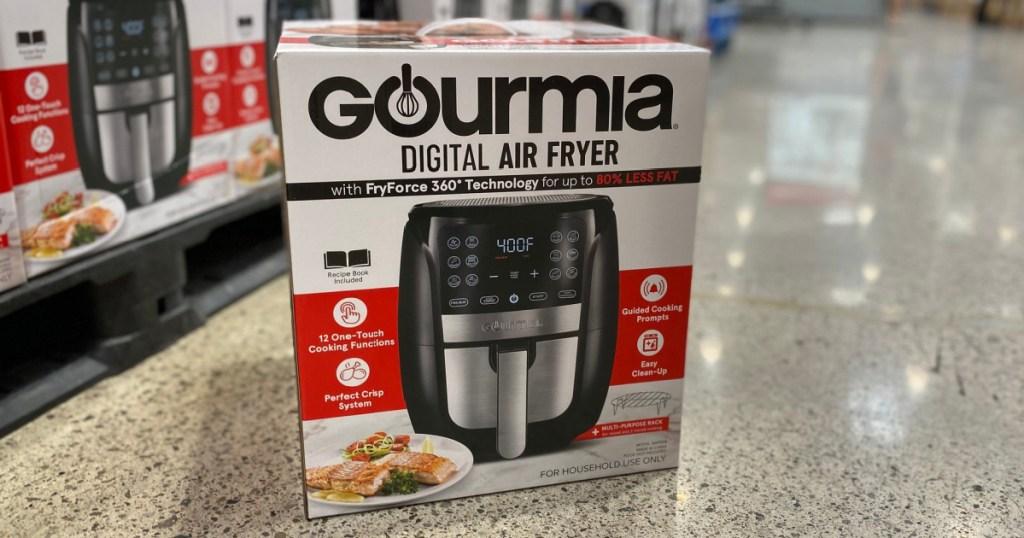 gourmia air fryer