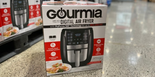 Gourmia Digital Air Fryer from $46.99 Shipped on Costco.com | Great Reviews