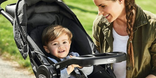 Graco FastAction Stroller AND Infant SnugRide Carseat Only $139.99 Shipped on Amazon (Regularly $200)