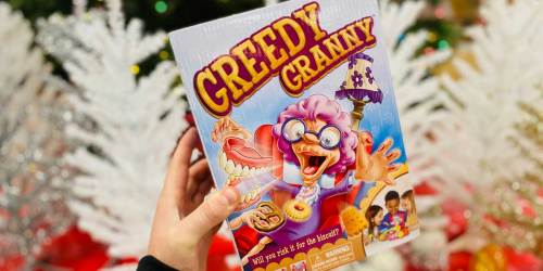 Over 50% Off Board Games on Walmart.com | Greedy Granny Game Only $10 (Regularly $22)