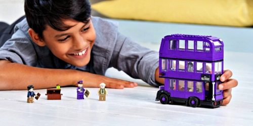 $10 Off $50 LEGO Purchase on Amazon | Includes Harry Potter, Marvel, & More