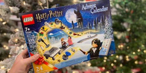 LEGO Harry Potter Advent Calendar Only $23.99 at Target (Regularly $40)