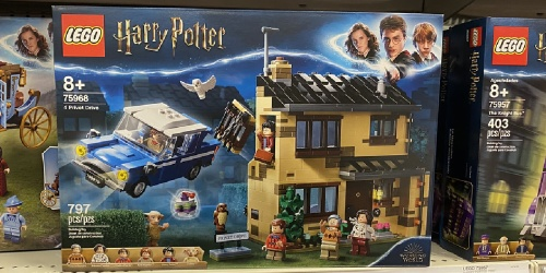 LEGO Harry Potter 797-Piece Set Only $55.99 Shipped on Amazon (Regularly $70)