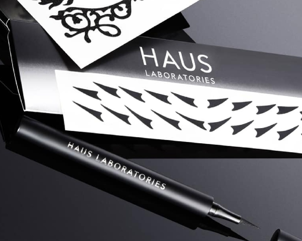 haus laboratories eye armour with stickers