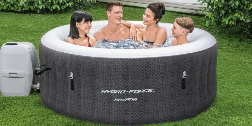 Havana Hydro-Force Portable Spa Only $197 Shipped on Walmart.com (Regularly $400)