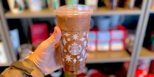 Hot Cocoa Has Been Reinvented with This Starbucks Cold Brew Secret Menu Idea!