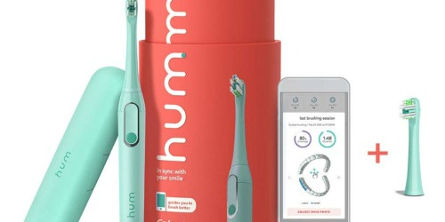 Get 30% Off Colgate's New Smart Electric Toothbrush on Amazon (+ Earn Free Products for Brushing!)