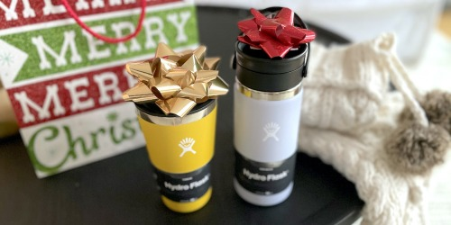$10,000+ Worth of Prizes up for Grabs… We're Giving Away 15 Hydro Flask Tumblers!