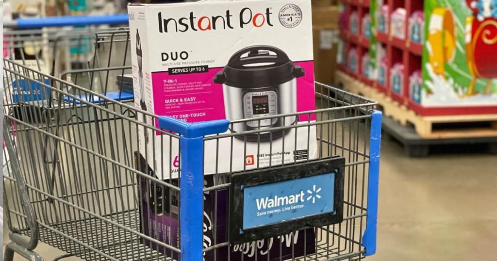 instant pot in cart