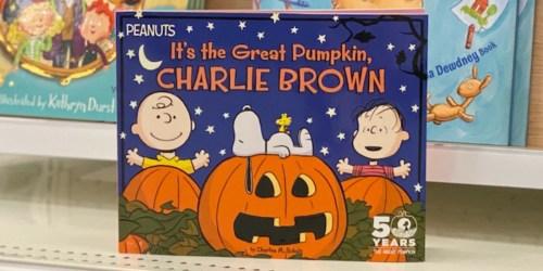 Kids Halloween Books from $1.42 on Amazon (Regularly $6+)