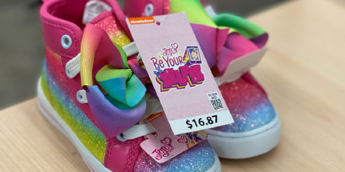 Kids Character Athletic Shoes Only $10 on Walmart.com (Regularly $17)
