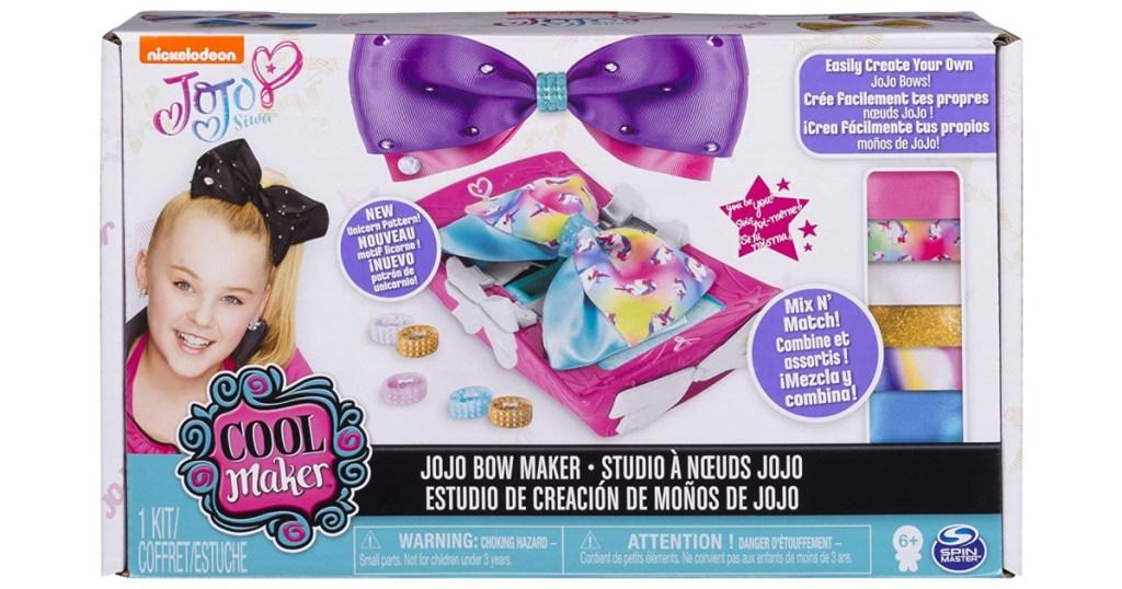 jojo siwa bow maker craft kit