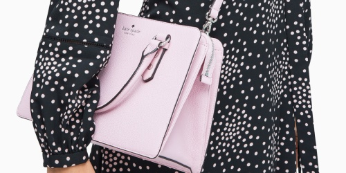 Kate Spade Mulberry Street Lise Satchel Only $129 Shipped (Regularly $359)