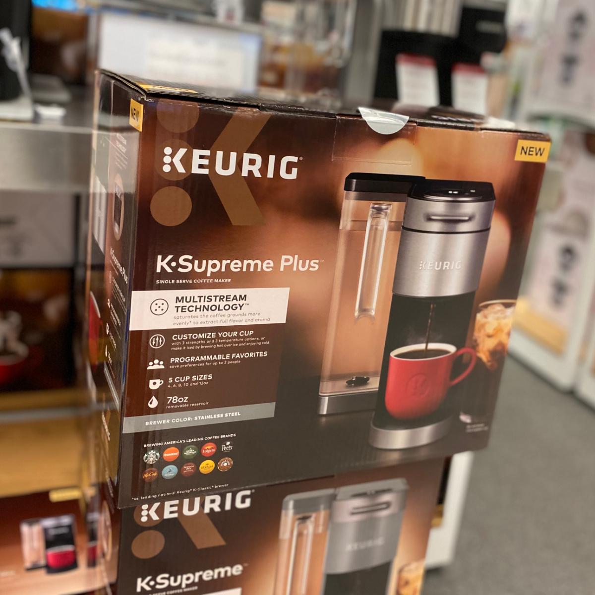 Keurig K Supreme Plus