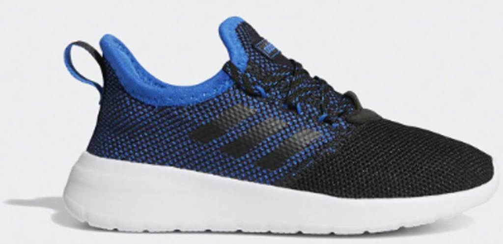 boys adidas shoes blue and black