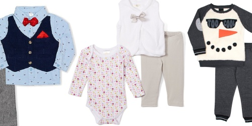 Up to 75% Off Kids Clothing Sets on Zulily + FREE Shipping When You Buy 3 or More
