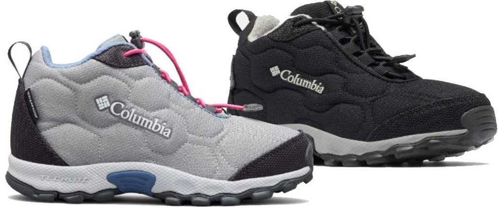 columbia kids shoes