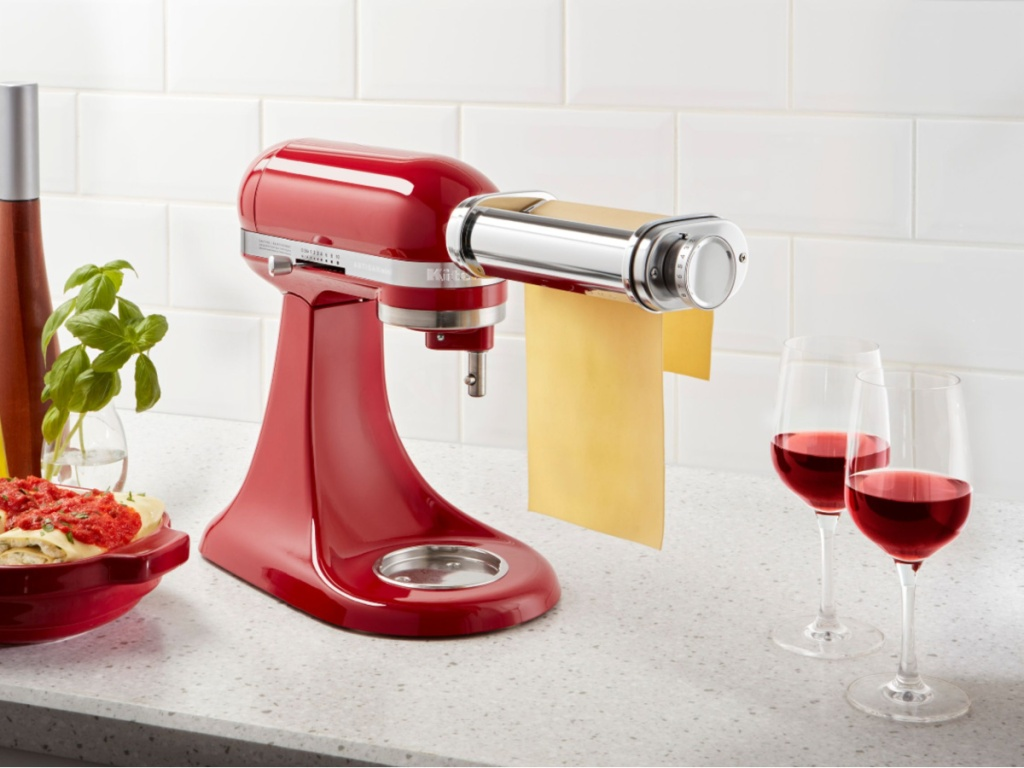 kitchenaid Pasta Sheet Roller