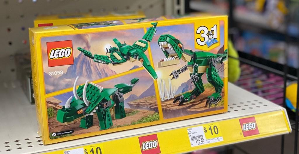 lego building set at dollar general
