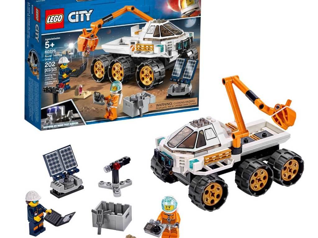 lego building kit stock image