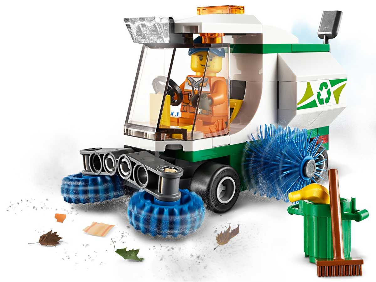 up close stock image of lego play set
