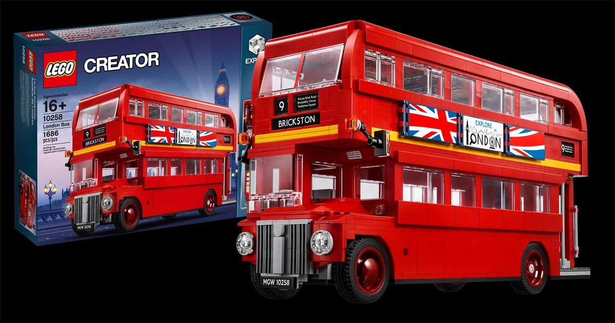 lego london bus and box