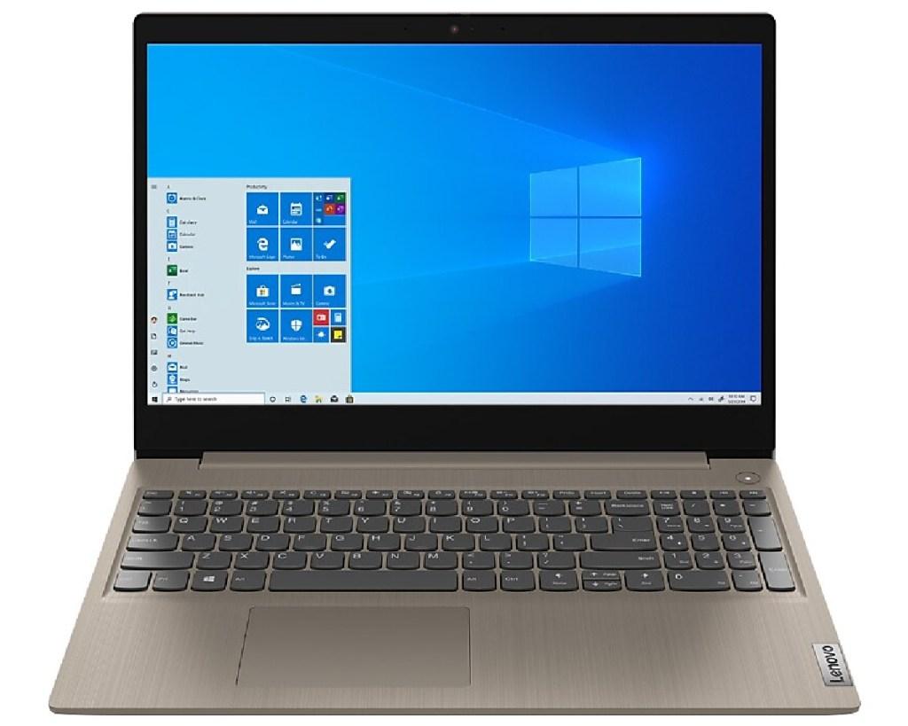 lenovo ideapad laptop open