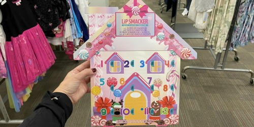 Lip Smacker 12 Days of Kissmas Advent Calendar Just $8.50 at Target