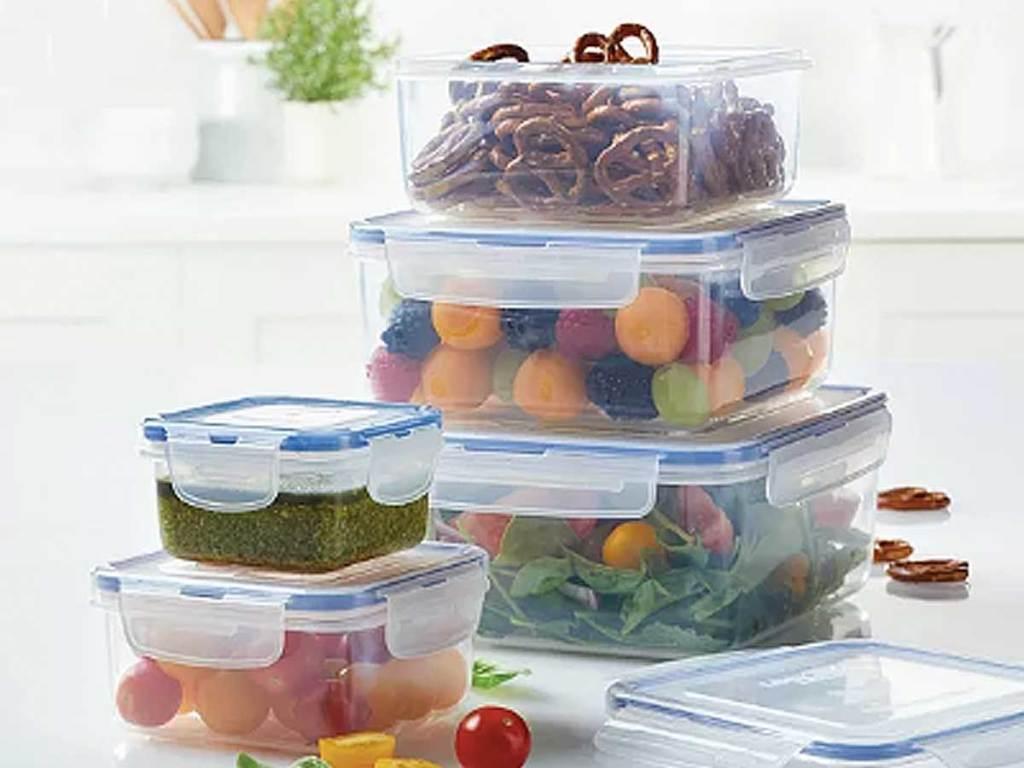 10 piece storage kit