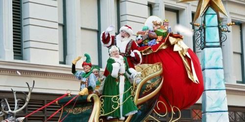 Visit Macy's Santaland from Home this Year | Meet Santa, Snap a Selfie & More!