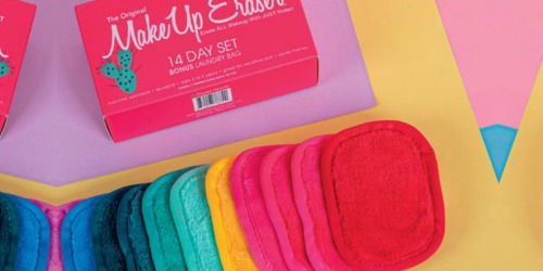 The Original MakeUp Eraser 14-Day Set Just $17.99 Shipped on Costco.com | Great Gift Idea