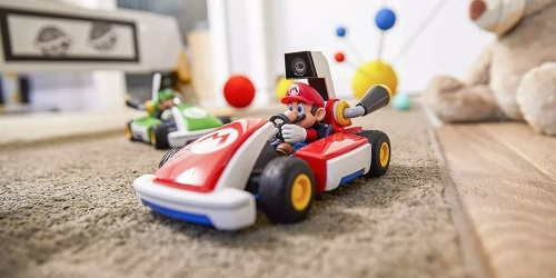 Nintendo Mario Kart Live: Home Circuit Set Only $99 Shipped + Earn $30 Kohl's Cash