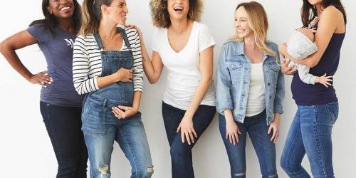 Motherhood Maternity Clothes from $7.99 on Zulily (Regularly $25+)
