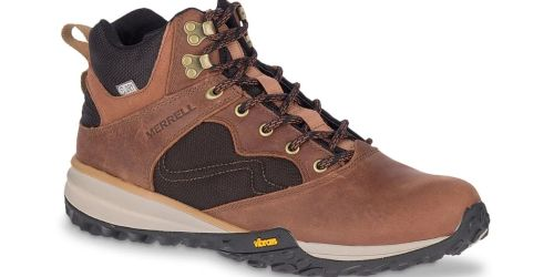 Merrell Men's Boots from $44.79 Shipped on DSW.com (Regularly $150)