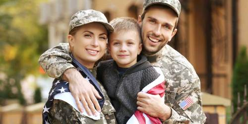 Extra 20% Off Dollar General Purchase for Active Duty Military & Veterans