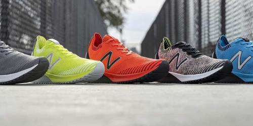 New Balance Men's & Women's Shoes Just $29 Shipped (Regularly $90)