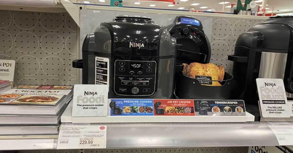 Ninja foodi at Target