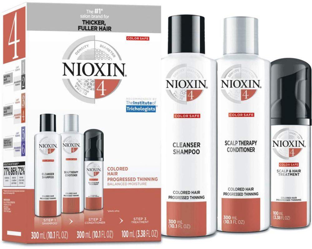 nioxin hair treatment