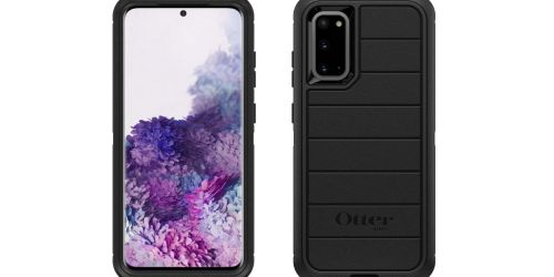 OtterBox Samsung Galaxy 20 Phone Case Only $35.99 Shipped on BestBuy.com (Regularly $60)