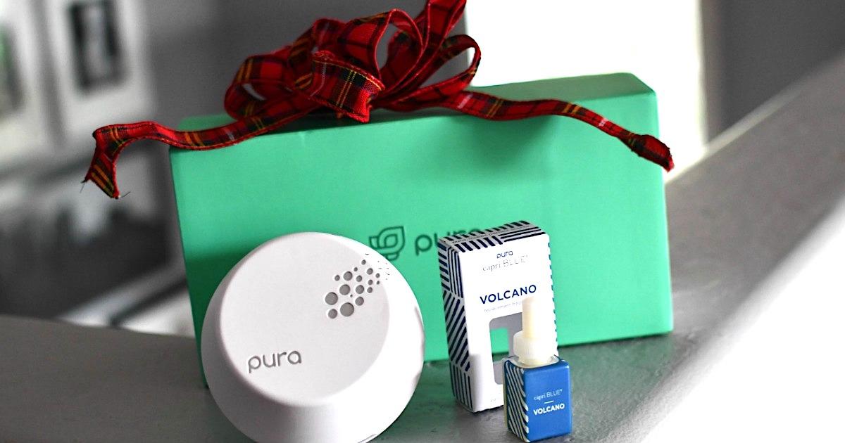 Pura smart diffuser gift set