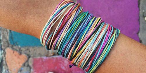 Buy 1, Get 1 FREE Pura Vida Bracelets & Accessories + Free Shipping