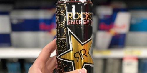 Rockstar Energy Drink 12-Pack from $11.96 Shipped on Amazon