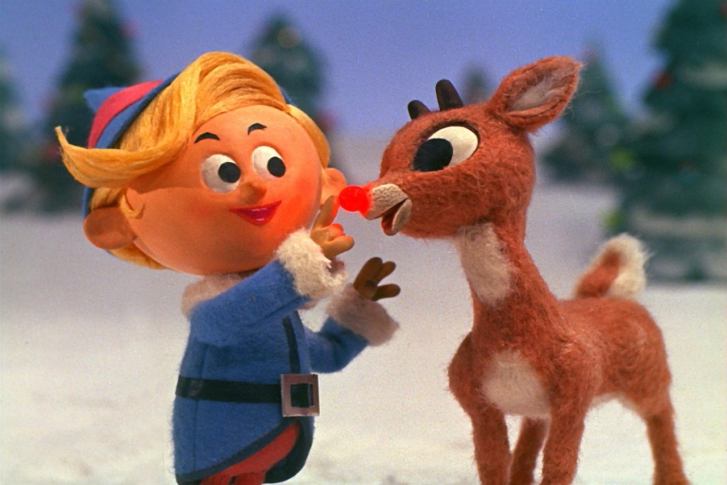 still shot from Rudolph the Red Nosed Reindeer
