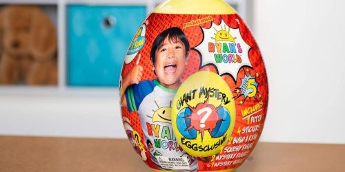 Ryan's World Giant Mystery Egg Only $31.99 Shipped on Amazon (Regularly $40) | Cyber Monday Deal