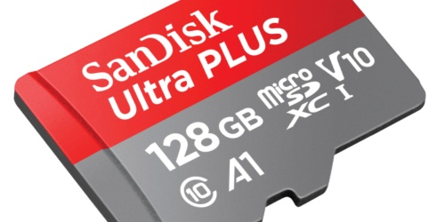 SanDisk 128GB Memory Card w/ Adapter Only $14.99 Shipped on BestBuy.com (Regularly $40) | Awesome Reviews