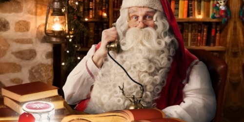 6 COVID-Proof Ways to Connect With Santa This Year (Including Giving Him a Call… for Free!)