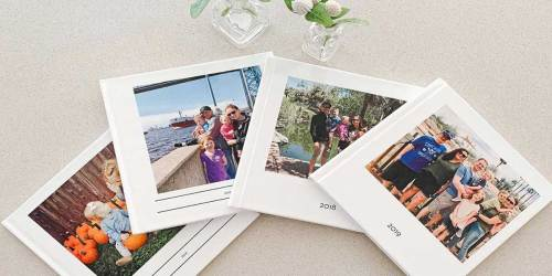 *HOT* 6×6 Hardcover Shutterfly Photo Book Just 68¢ Shipped