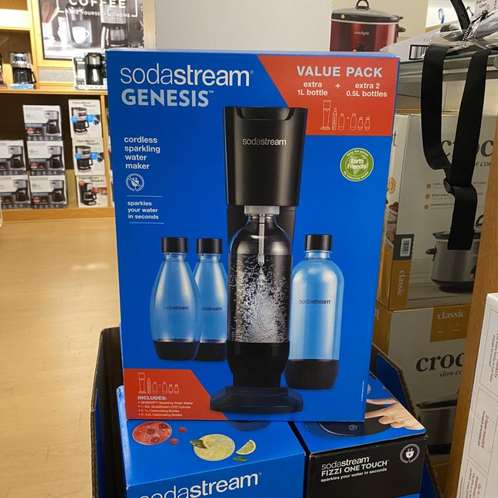 Soda Stream Genesis