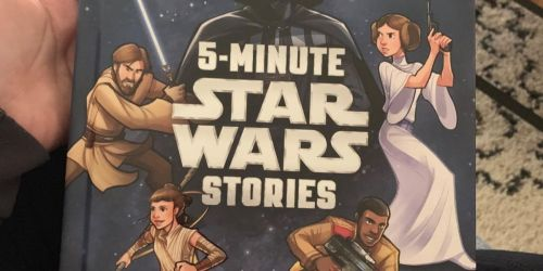 5-Minute Stories from $5 on Amazon (Regularly $13) | Paw Patrol, Star Wars & More
